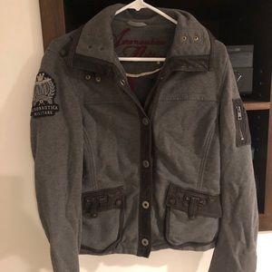 Aeronautics militare jacket